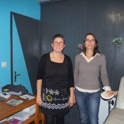 Nouveau : cabinet d'infirmières au VIVIER SUR MER