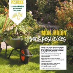 Zéro pesticide : c'est 1000 fois mieux pour la santé et pour la planète