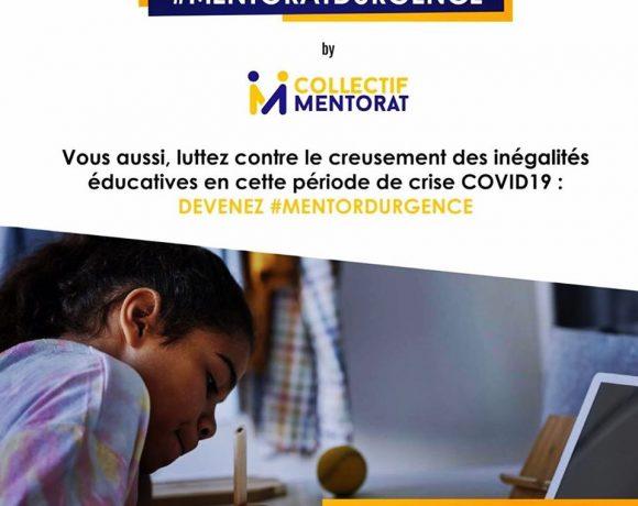 PRÉVENIR LES RISQUES DE RUPTURE PÉDAGOGIQUE : #MENTORATDURGENCE À DISTANCE PENDANT LA CRISE DU COVID19