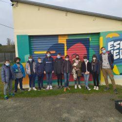 Atelier Graff' à l'Espace Jeunes